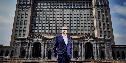 Bill Ford: Detroit Train Station A 'Leap Of Faith' | Ford Authority