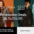Save the Date: 12.12 - Online Fever at ZALORA