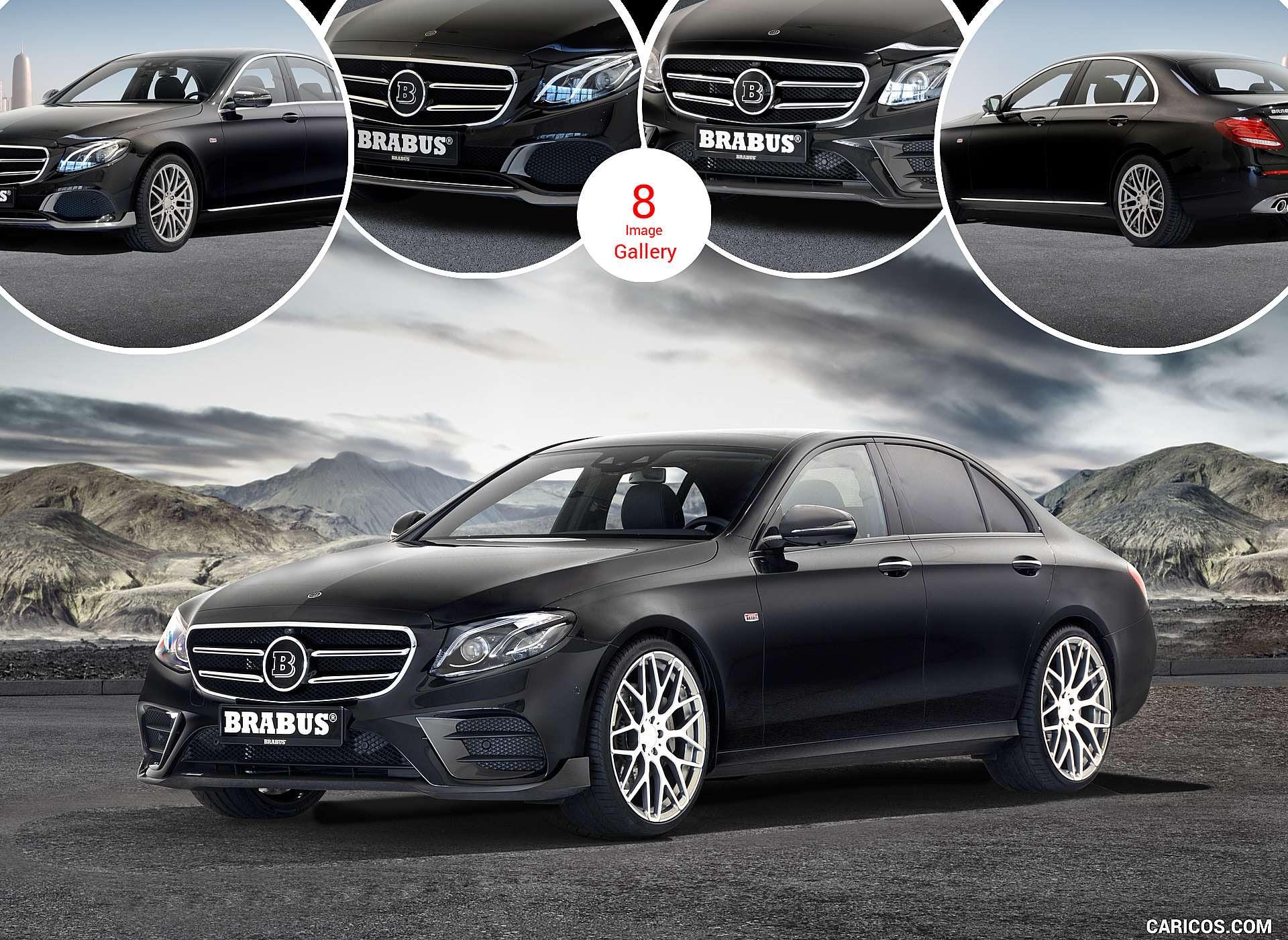 2017 BRABUS MercedesBenz EClass W 213  Caricos.com
