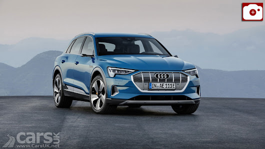 Audi e-tron electric SUV arrives to take on the Jaguar I-Pace and Mercedes EQC | Cars UK