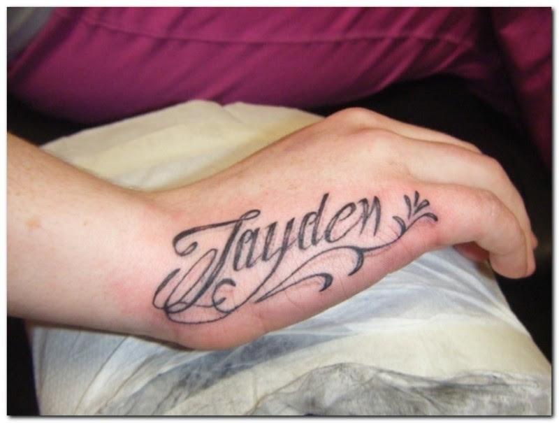 Baby Names Tattoos Designs Tattoos Book 65000 Tattoos Designs
