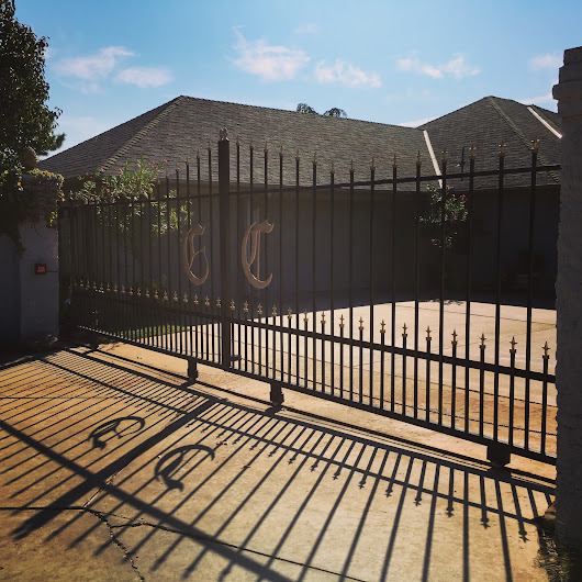 F5 Fence and Gates of Edmond, Oklahoma - Custom Iron Gates, Gate Openers and The Best Entry Security