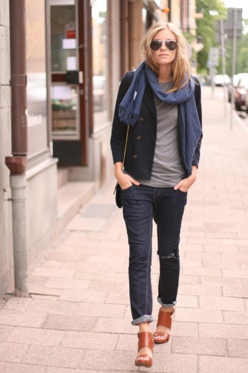 dustjacketattic:  casual style | fashioneaters