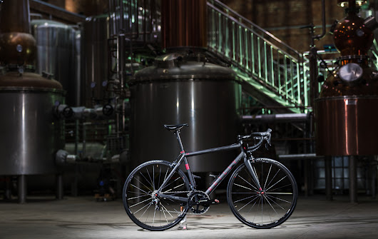 Rielly Cycleworks at Copper Rivet Distillery - Matt Bristow
