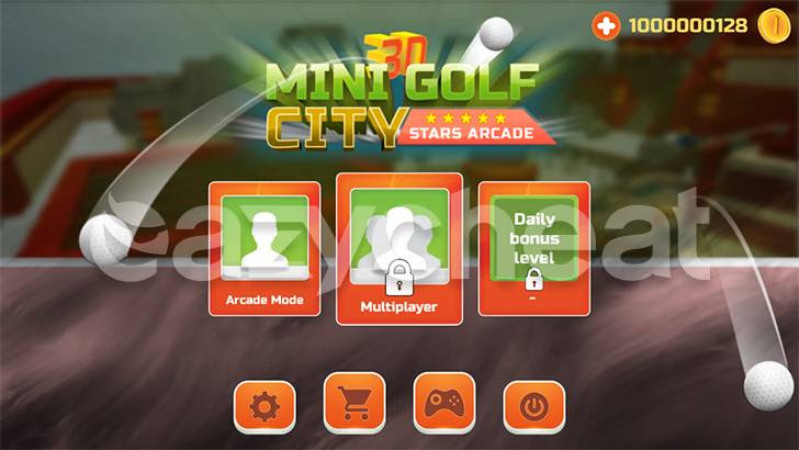 Mini Golf 3D City Stars Arcade - Multiplayer 10.4 cheat