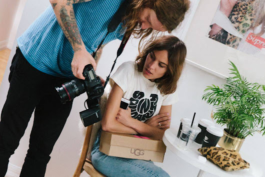 Alexa Chung Turns Director For UGG