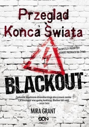 Okładka książki Przegląd Końca Świata: Blackout