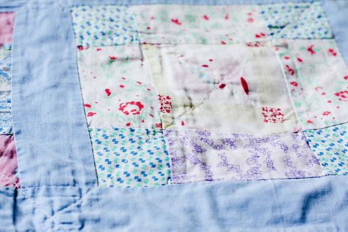 Vintage Quilt by jenib320