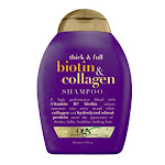 Organix Thick And Full Biotin And Collagen Hair Shampoo - 13 Oz