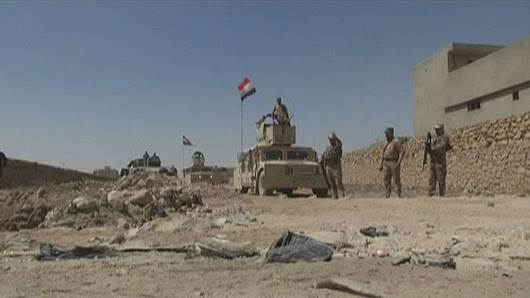 Iraqi security forces retake Tal Afar | Euronews