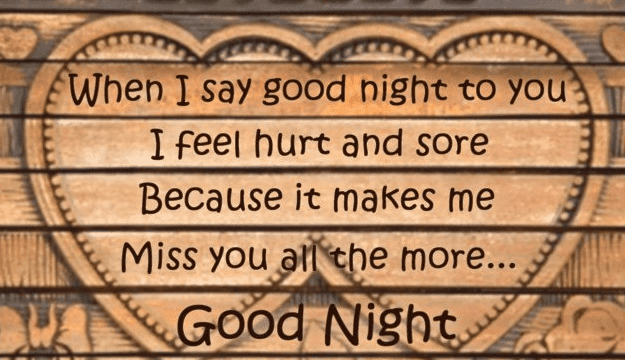 360 Very Best Good Night Text Messages For Him
