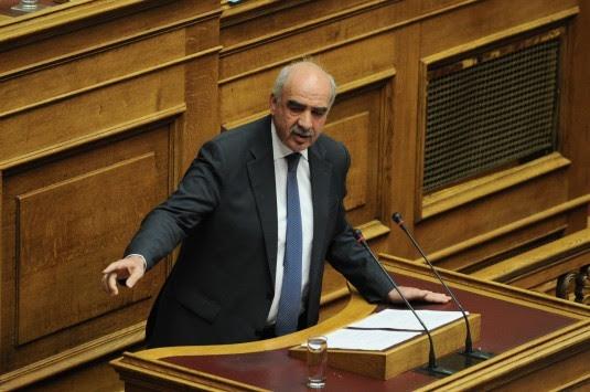 Εκλογές ΝΔ: Απασφάλισε ο Ε. Μεϊμαράκης - `Τσακίζει` Σαμαρά-Μητσοτάκη και Βορίδη - Προκαλεί τον Τζιτζικώστα σε `μονομαχία`