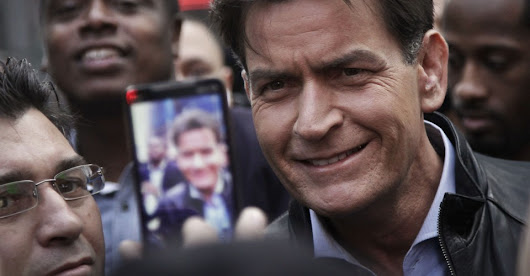 Let's Not Make Charlie Sheen the Public Face of HIV/AIDS