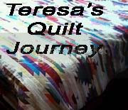 Teresa's quilt journey