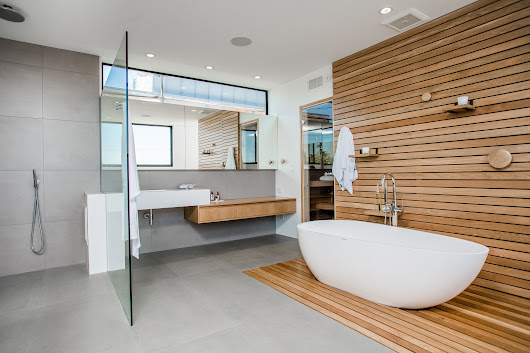 Now you're going to want one: Soaking tubs are the new luxe trend