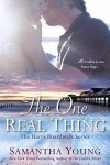 The One Real Thing (Hart's Boardwalk) - Samantha Young