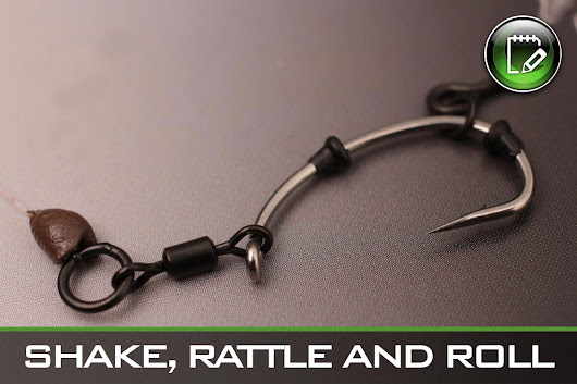 Carp Fishing ~ Shake, Rattle and Roll ~ Lewis Read - Gardner Tackle