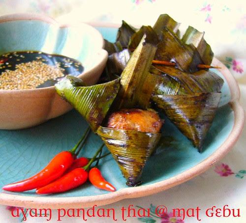 Ayam Pandan Thai