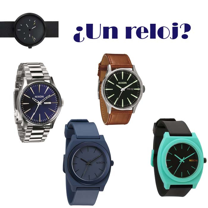 relojes nixon