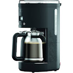 Bodum Bistro 12 Cup Black Programmable Coffee Maker