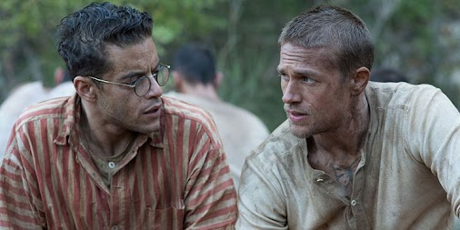 Papillon Trailer - Charlie Hunnam & Rami Malek star in the remake of the Steve McQueen classic