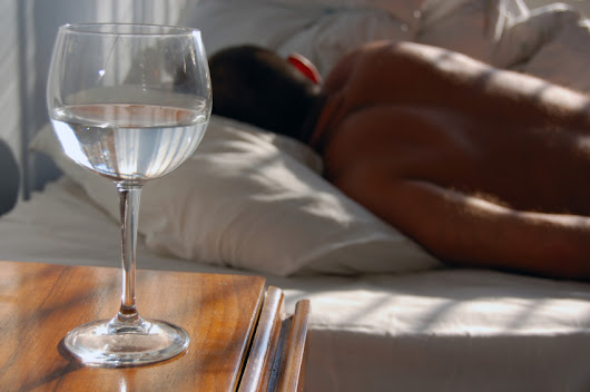 Why You Should Limit Alcohol Before Bed for Better Sleep - Health Essentials from Cleveland Clinic