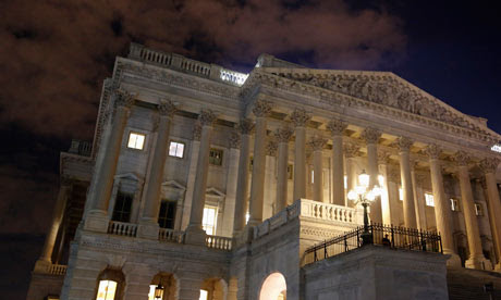 US government shutdown: House votes to delay Obamacare law