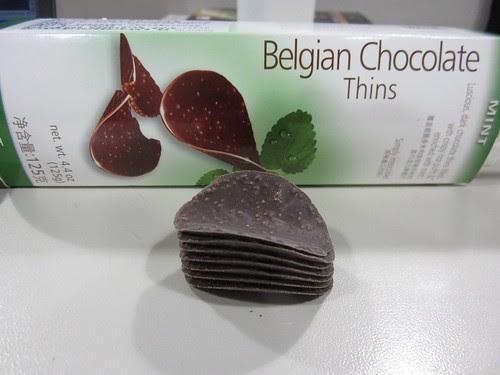 belgian thins