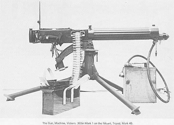 world war 1 weapons. WW1 Heavy weapons, Allied