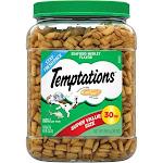 Temptations Treats for Cats, Seafood Medley Flavor, Super Value Size - 30 oz