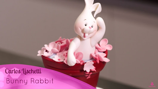 How to make a Bunny Cake Topper: Carlos Lichetti Class Review