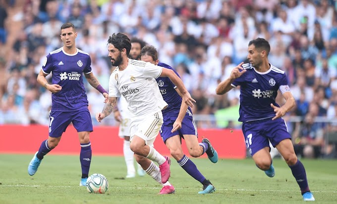 Spurs no nearer to Isco than before