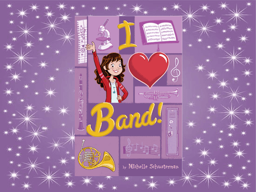 I HEART BAND Cover Reveal!