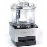 Cuisinart DLC-1SS Mini-Prep 3-Cup Food Processor - Stainless Steel/Black