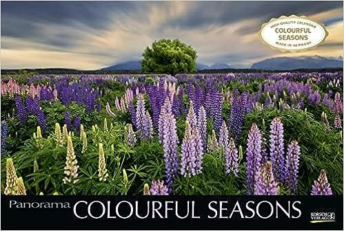 pdf kostenlos colourful seasons 2020: großer foto-wandkalender mit bildern von jahreszeiten in