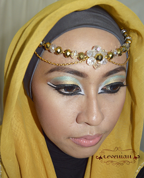 Middle East Make Up 4