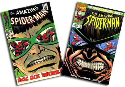 Amazing Spider-Man #55 and #427