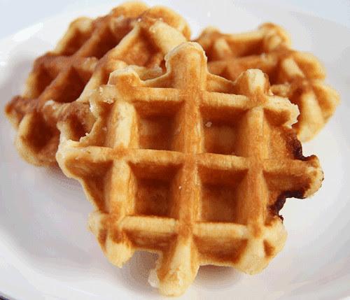 IMG_0486 ワッフル waffle (Animated GIF/wiggle 3D)