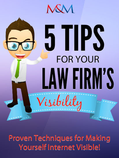 5 tips for your law firms visibility.