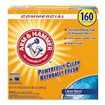 Church & Dwight CDC33200-06521 Powder Laundry Detergent, Clean Burst, 11.9 Lb, Box, 3/carton (cdc3320006521)