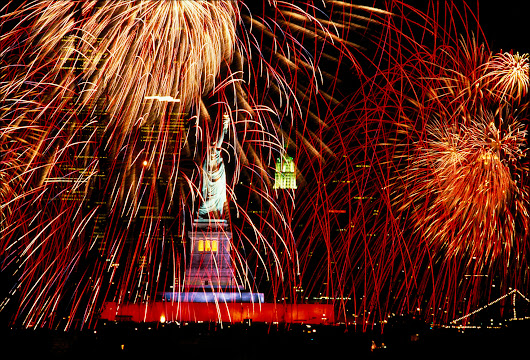 Photo Tips for Fireworks on 4th of July | Joe McNally Blog