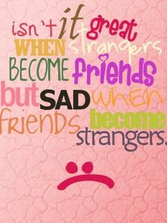 Best Friend To Stranger Quotes Best Friend Quotes