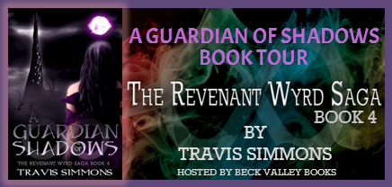 Review: A Guardian of Shadows by Travis Simmons