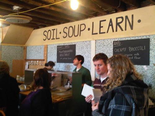 Soil Kitchen