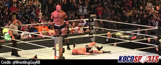 WWE Survivor Series results – 11/20/16 – (Bill Goldberg demolishes Brock Lesnar in Main Event!) – COMBAT SPORTS NEWS, TOP WRESTLING NEWS, WRESTLING, WWE – Kocosports: Where the World Comes To Kick Ass!