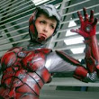 Pepper Potts in Iron Man Armor Cosplay [Pics]