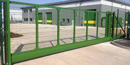 Commercial Gates Bedford | Bedfordshire Commercial Security Systems