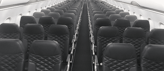 Bag an entire row with an Empty Middle Seat on a Flight!