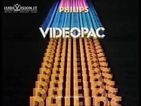 Philips VideoPac G7000 - Spot 1 (1983)