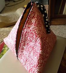 Knit'n'Walk sock bag